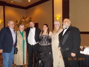 Bunces's, Wedding Party